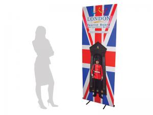 Courier Banner Stand