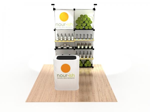 FG-105 Trade Show Pop Up Display
