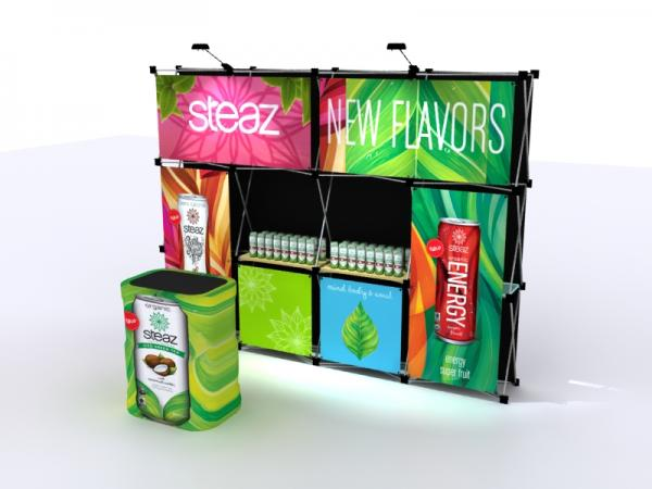 FG-124 Trade Show Pop Up Display -- Image 2