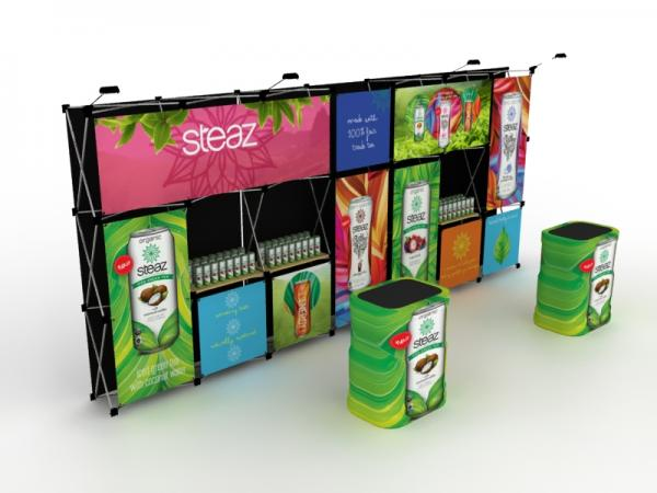 FG-204 Trade Show Pop Up Display -- Image 3
