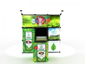 FG-114 Trade Show Pop Up Display