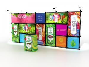 FG-202 Trade Show Pop Up Display -- Image 2
