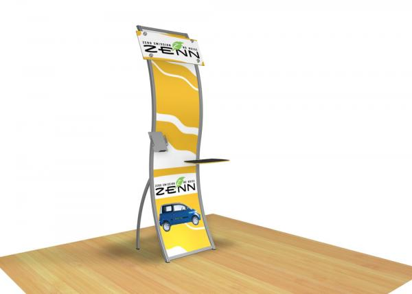 VK-1702 Trade Show Banner Stand