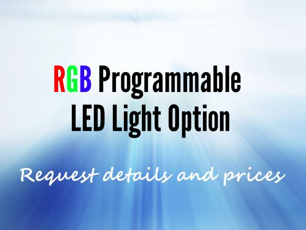 RGB Programmable LED Light Option -- Request Details