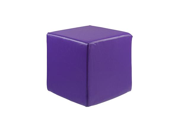 CEOT-046 Purple | Vibe Cube -- Trade Show Rental Furniture