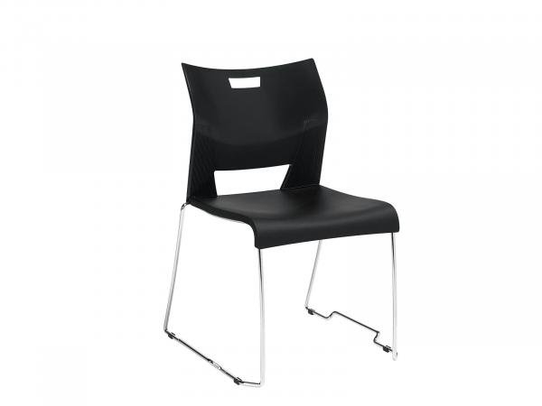 Duet Stack Chair -- Trade Show Rental