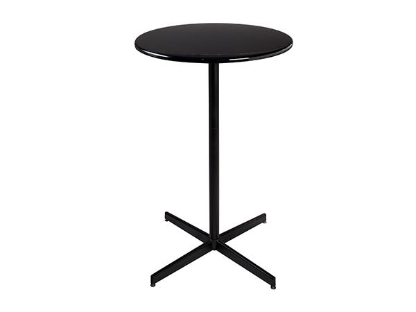 Bar Height Table -- Trade Show Rental