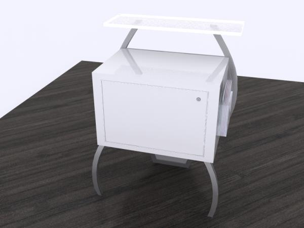 MOD-1292 Trade Show Display Reception Counter -- Image 3