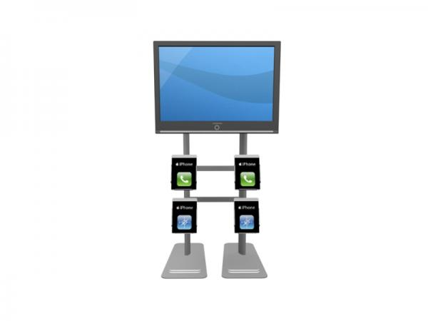 MOD-1244 Workstation/Kiosk for Trade Shows or Events -- Image 2