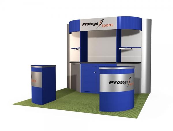 LTK-5017 Custom Modular Trade Show Display