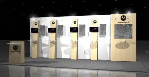 LTK-5211 Custom Modular Trade Show Exhibit