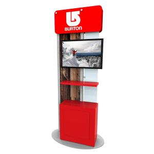 ECO-13K-C Sustainable Kiosk