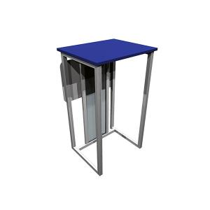 ECO-26C Sustainable Trade Show Pedestal