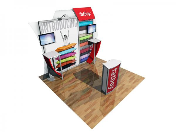ECO-1045 Sustainable Tradeshow Display -- Image 3