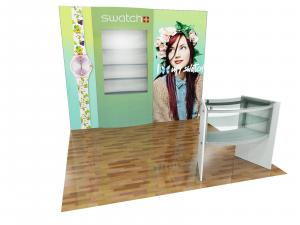 ECO-1113 Sustainable Tradeshow Display -- Image 1
