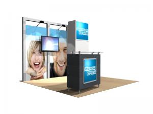 ECO-1038 Sustainable Tradeshow Display -- Image 2