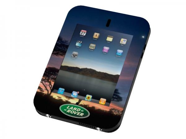 MOD-1319 iPad Face Plate (black)