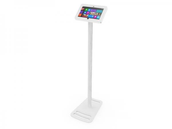 MOD-1335M Portable Surface 2 Kiosk -- White