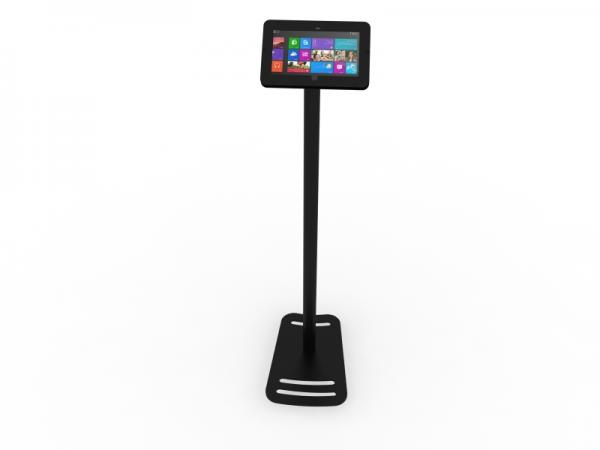 MOD-1335M Portable Surface 2 Kiosk -- Black