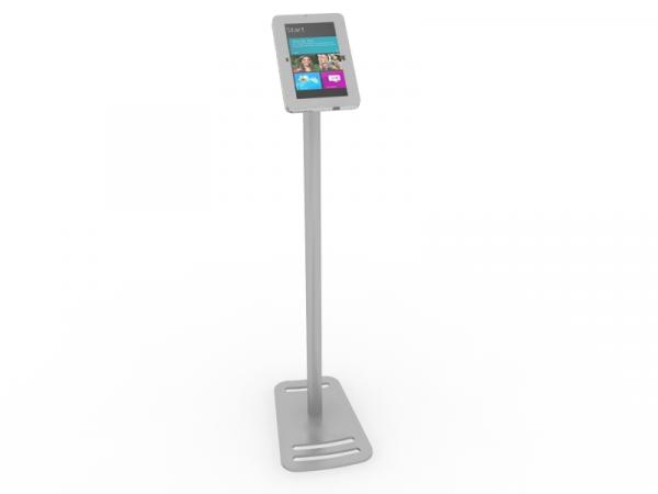 MOD-1335M Portable Surface 2 Kiosk -- Portrait Position