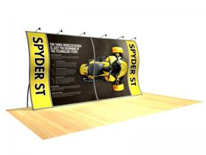 Perfect 20 Portable Hybrid Trade Show Display -- Image 1