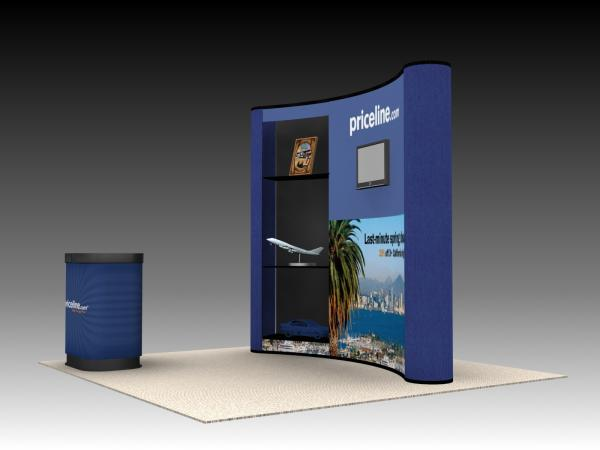 QD-108 Trade Show Pop Up Display -- Image 2