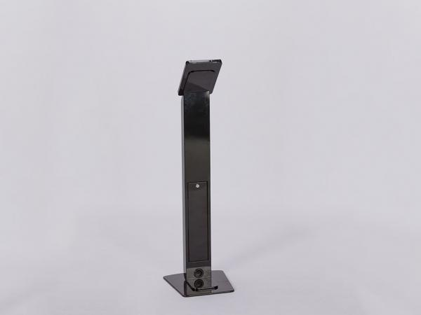 RE-1238 iPad Kiosk / MOD-1314 Black -- Image 1