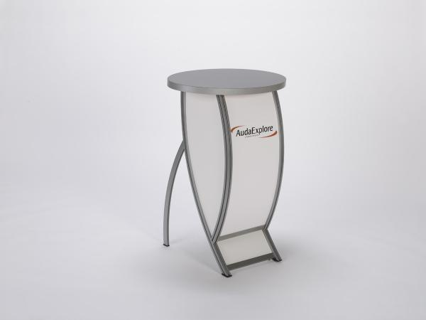 RE-1214 Tradeshow Counter or Pedestal -- Image 7