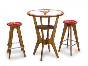 RE-400 / OTM Table and Chairs