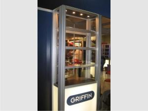 RE-500 / Single Display Case