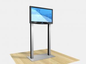 RE-1229   /  Large Monitor Kiosk