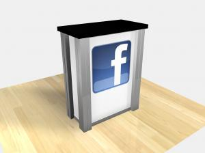 RE-1227  /  Small Rectangular Counter