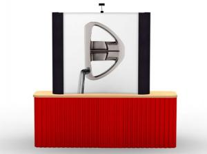 RE-003   /   6 ft Curved Table Top