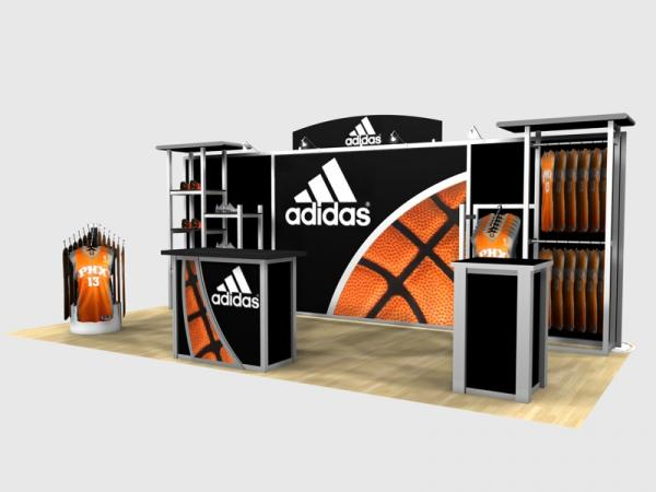RE-2026 / Adidas Rental Display -- Image 3
