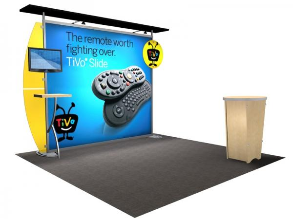 VK-1213 Portable Hybrid Trade Show Exhibit -- Image 1