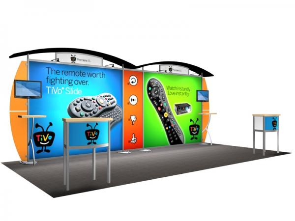 VK-2106 Portable Hybrid Trade Show Exhibit -- Image 1