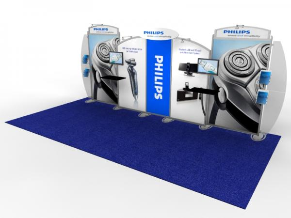 VK-2116 Portable Hybrid Trade Show Exhibit -- Image 3