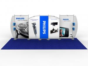 VK-2115 Portable Hybrid Trade Show Exhibit -- Image 2