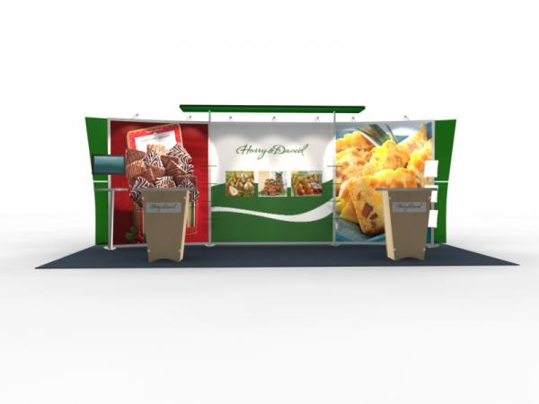 VK-2306 Trade Show Exhibit with Silicon Edge Graphics (SEG) -- Image 3