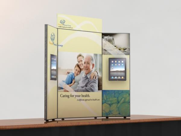 FT-02 Portable Tabletop Display