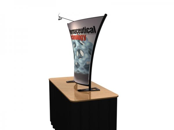 TF-403 Aero Tradeshow Tabletop Display -- Image 2