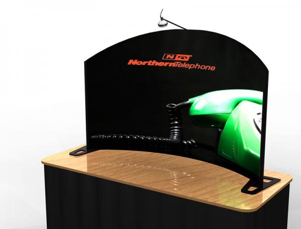 TF-406 Aero Tradeshow Tabletop Display -- Image 1