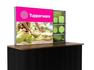 VK-0005 Backlit Trade Show Table Top -- Image 1