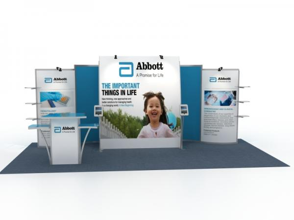 VK-2933 Trade Show Display -- Image 2