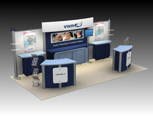 VK-2065 Trade Show Exhibit -- Image 1
