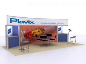 VK-2011 Trade Show Display
